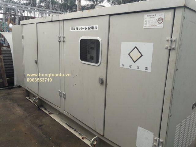 Máy phát điện Misubishi 300kva