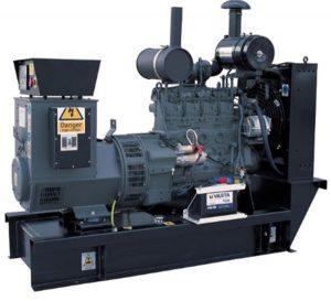 Máy phát điện công nghiệp công suất 100kva