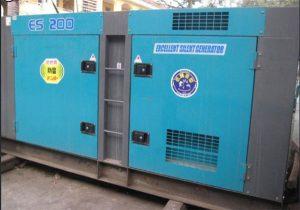 Máy phát điện công nghiệp công suất 125kva