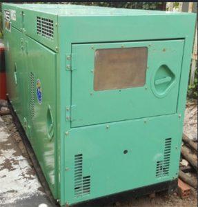 Máy phát điện công nghiệp công suất 200kva