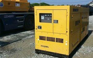 Máy phát điện công nghiệp công suất 250kva