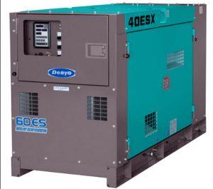 Máy phát điện công nghiệp với công suất 25kva