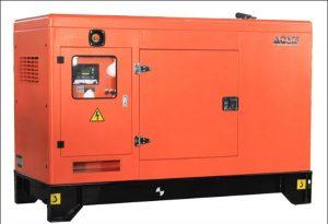 Máy phát điện công nghiệp với công suất 45kva