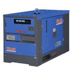 bán máy phát điện 125kva công nghiệp Denyo