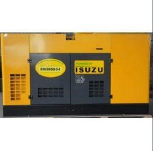 Máy phát điện công nghiệp Isuzu công suất 45kva