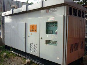 Máy phát điện công nghiệp Mitsubishi 250kva