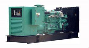 Máy phát điện công nghiệp hiệu Mitsubishi 300kva