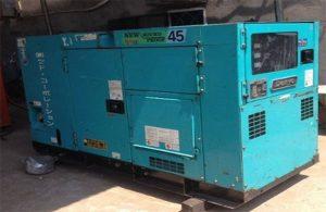 Máy phát điện công suất nhỏ 150kva