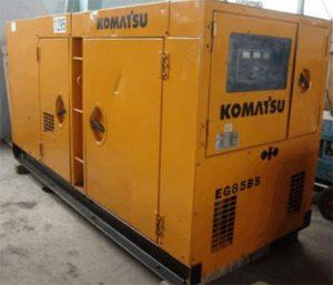 Máy phát điện công suất nhỏ 250kva