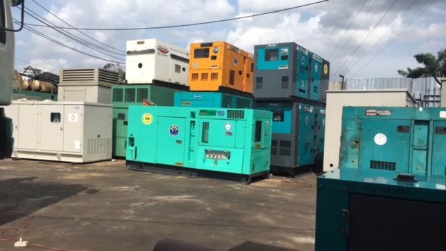 Máy phát điện công nghiệp 100kva 3pha