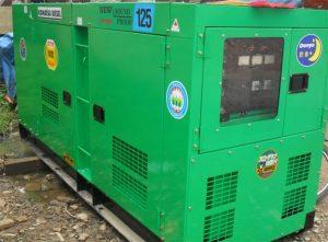 Dầu diesel cho máy phát điện