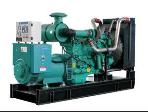 Máy phát điện với công suất lơn 400kva