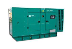 Máy phát điện Cummins công suất 200 kva