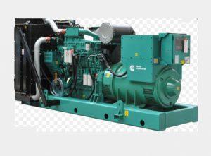 Máy phát điện Cummins công suất 300 kva