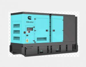 Máy phát điện Cummins công suất 45 kva