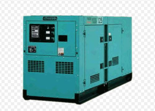 Máy phát điện Denyo công suất 100kva