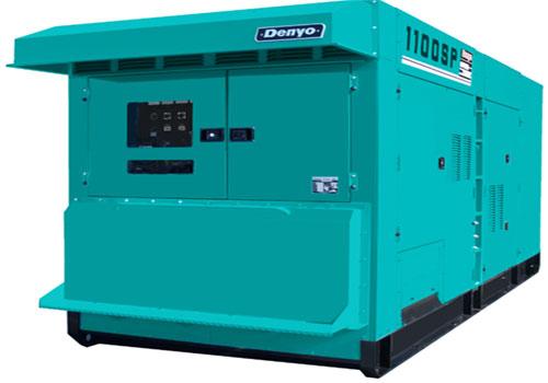 Máy phát điện Denyo công suất 1000kva