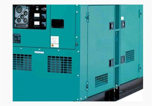 Máy phát điện Denyo công suất 125kva