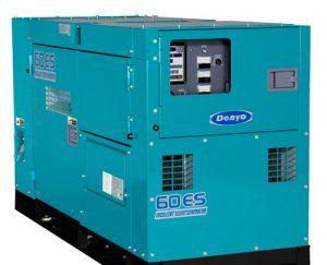 Máy phát điện Denyo công suất 150kva