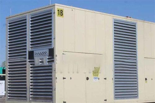 Máy phát điện Denyo công suất 1500kva