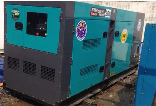 Máy phát điện Denyo công suất 200kva