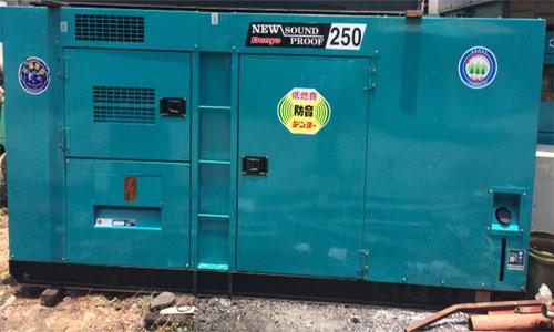 Máy phát điện Denyo công suất 250kva