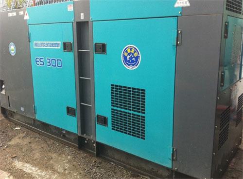 Máy phát điện Denyo công suất 300kva