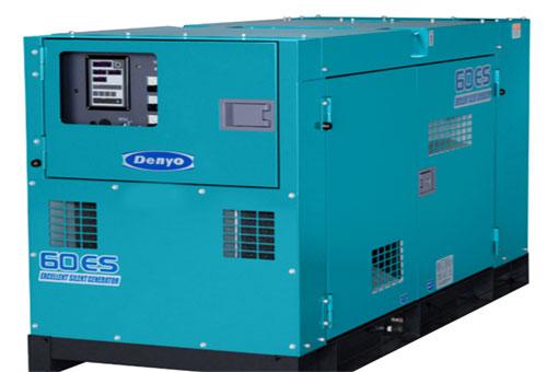 Máy phát điện Denyo công suất 350kva