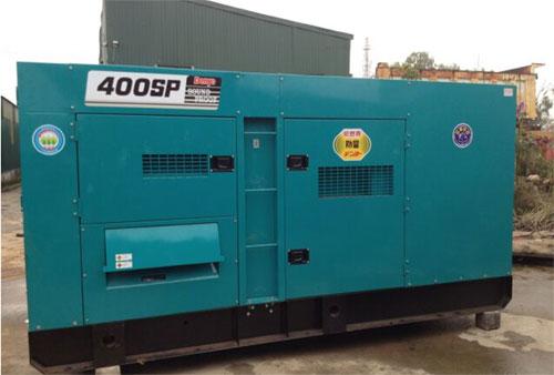 Máy phát điện Denyo công suất 400kva