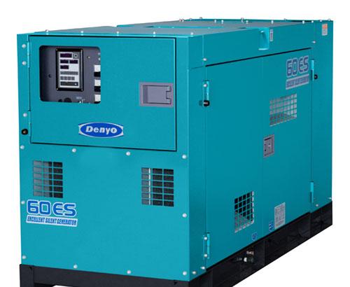 Máy phát điện Denyo công suất 75kva