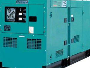 Máy phát điện Denyo công suất 750kva