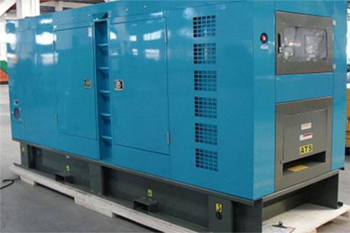 Máy phát điện Denyo công suất 800kva