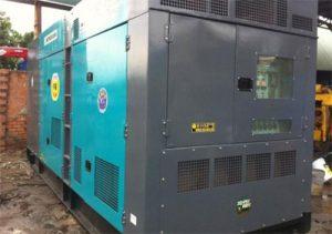 Máy phát điện Denyo công suất 90kva
