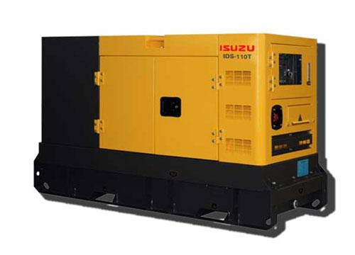 Máy phát điện Isuzu công suất 100kva