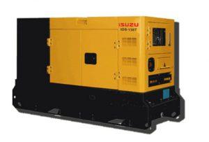 Máy phát điện Isuzu công suất 125kva
