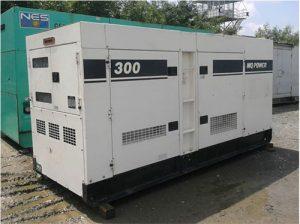 Máy phát điện Isuzu công suất 300kva