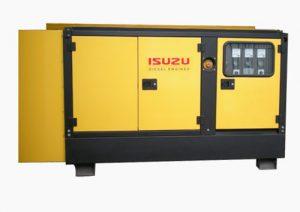 Máy phát điện Isuzu công suất 350kva