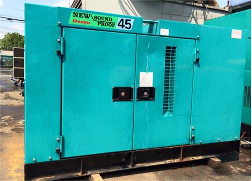 Máy phát điện Isuzu công suất 45kva