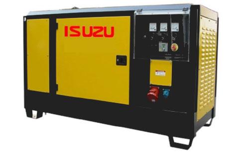 Máy phát điện Isuzu công suất 600kva