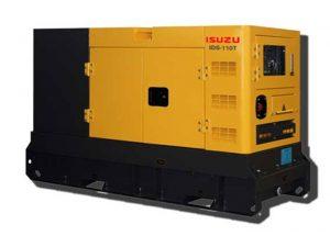 Máy phát điện Isuzu hoạt động bền bỉ tại Hưng Tuấn Tú