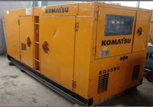 Máy phát điện Komatsu 1500kva