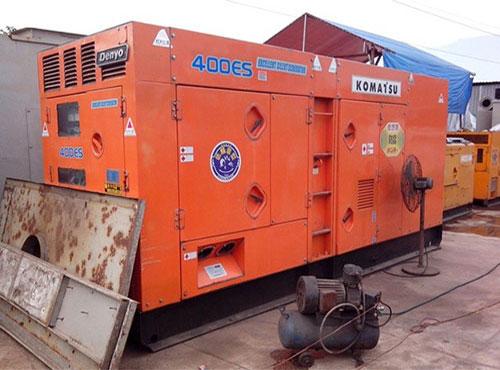 Máy phát điện Komatsu 400kva