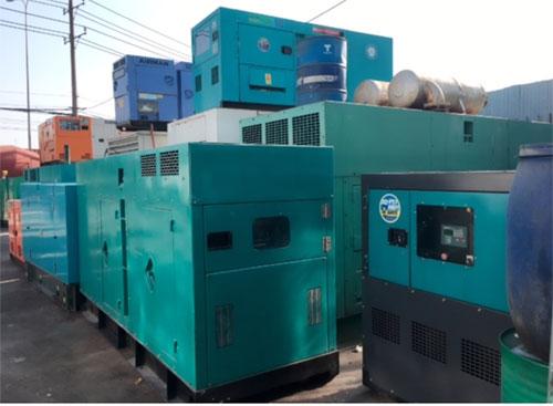 Máy phát điện Komatsu 750kva