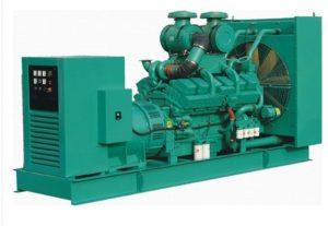 Máy phát điện Komatsu chất lượng chính hãng