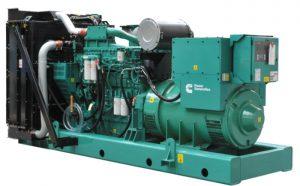 Máy phát điện Komatsu chất lượng Nhật Bản