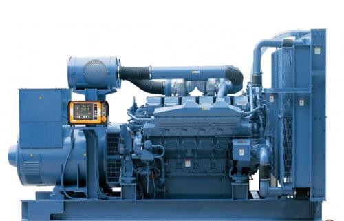 Máy phát điện Mitsubishi công suất 1250kva