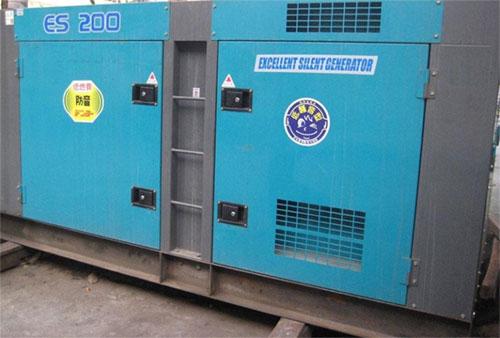 Máy phát điện Mitsubishi công suất 200kva