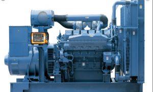 Máy phát điện Mitsubishi công suất 2000kva
