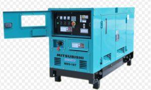 Máy phát điện Mitsubishi công suất 25kva