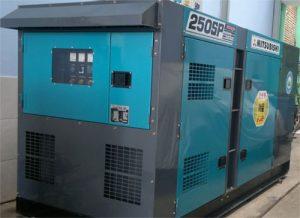 Máy phát điện Mitsubishi công suất 250kva